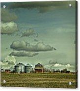 Prairie Life Style Acrylic Print