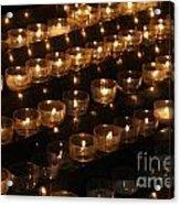 Prayers Of The Faithful Acrylic Print