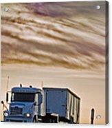 Precious Cargo Acrylic Print