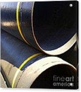 Preconstruction Twelve Acrylic Print
