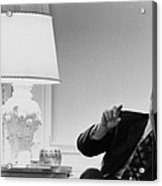 President Gerald Ford In The Second Acrylic Print by Everett