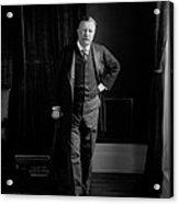 President Theodore Roosevelt - Portrait Acrylic Print