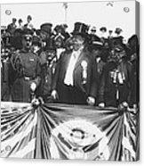 President William Howard Taft 1857-1930 Acrylic Print by Everett