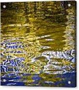 Priest Lake Reflections Acrylic Print