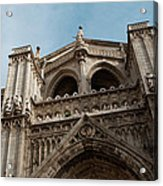 Primate Cathedral  Acrylic Print