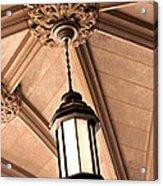 Princeton Light Acrylic Print