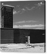 Prison Tower Acrylic Print