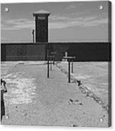 Prison Yard Acrylic Print