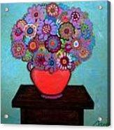 Pristine Memories V Acrylic Print