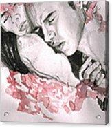 Prodigal Lover Acrylic Print