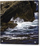 Protected From The Sea Acrylic Print