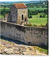 Provence Countryside Acrylic Print