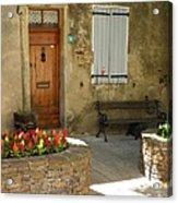Provence House 2 Acrylic Print