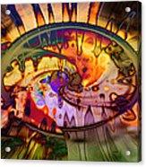 Psychedelic Daze Acrylic Print