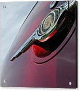 Pt Cruiser Emblem Acrylic Print