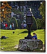 Public Garden 07 Acrylic Print