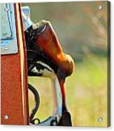 Pump From The Past Acrylic Print