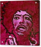 Purple Haze Acrylic Print