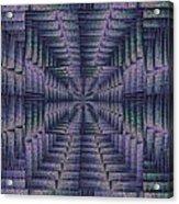 Purple Portal Acrylic Print