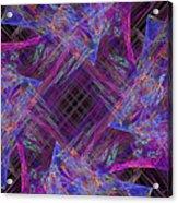 Purples II Acrylic Print