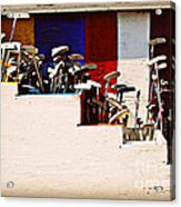 Putters Acrylic Print
