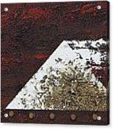Pyramid 1 Acrylic Print