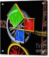 Pythagorean Machine Landscape 1 Acrylic Print