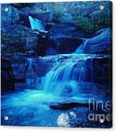 Quaint Falls  Acrylic Print