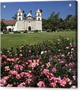 Queen Of The Missions Acrylic Print