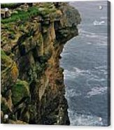 Quilver Taing Acrylic Print