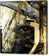 Ra Acrylic Print