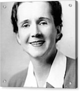 Rachel Carson (1907-1964) Acrylic Print by Granger