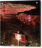 Radiator Racers - Cars Land - Disneyland Acrylic Print