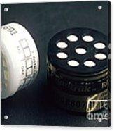 Radon Test Kit Acrylic Print