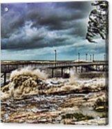 Raging Waters Acrylic Print
