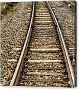 Rail Way Acrylic Print
