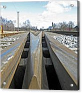 Railroad Series 04 Acrylic Print