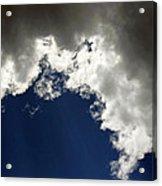 Rain Cloud Acrylic Print