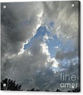 Rain Or Shine Acrylic Print