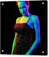 Rainbow 3-2 Acrylic Print