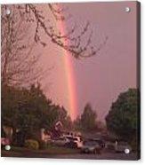 Rainbow 3 Acrylic Print