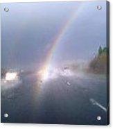 Rainbow 4 Acrylic Print