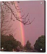 Rainbow 5 Acrylic Print