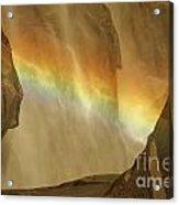 Rainbow Vision Acrylic Print