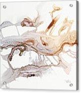Raindrops To Rivers-4 Acrylic Print