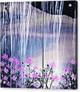 Rainy Nights In Georgia Acrylic Print