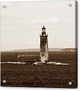 Ram Island Ledge Lighthouse Acrylic Print