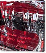 Ram Jet Pfi Gm Performance Parts Engine Acrylic Print