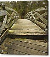 Ramsey Creek Scene 16 Acrylic Print