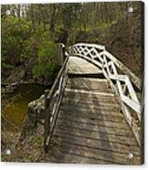 Ramsey Creek Scene 9 Acrylic Print